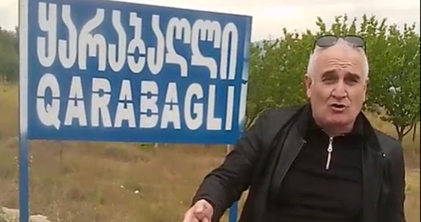 Gürcüstanda azərbaycanlılar kəndə Qarabağlılar adının qaytarılmasını tələb edirlər