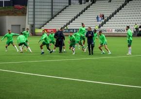 Makkabi Neftçi ilə oyundan əvvəl zədəli futbolçuların durumunu açıqlayıb