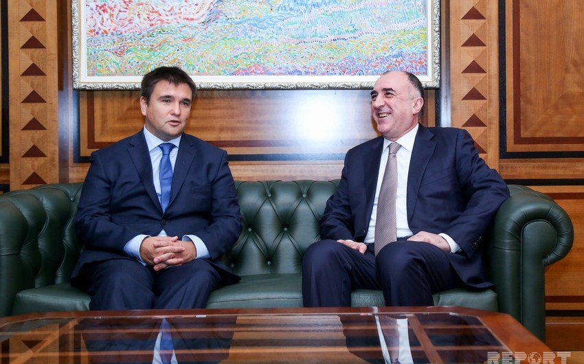 Azərbaycan enerji daşıyıcılarının Ukraynaya nəqli imkanları müzakirə edilib