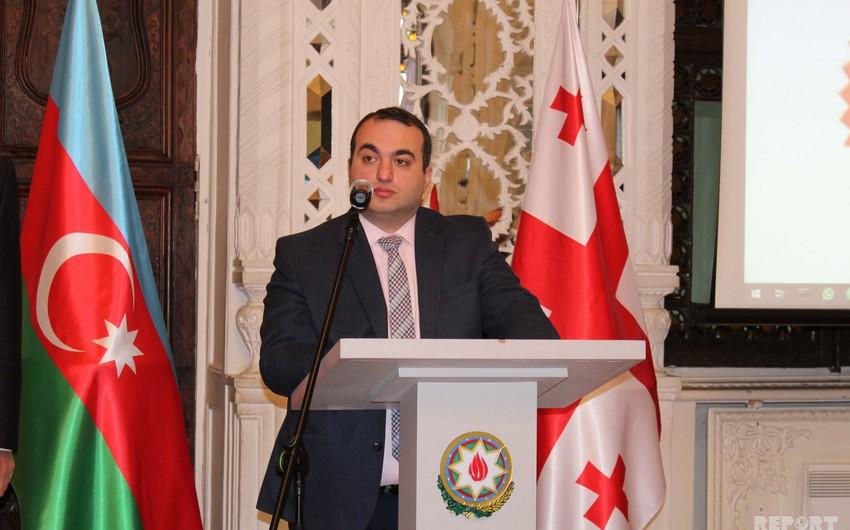 """Gürcüstan XİN başçısının müavini: """"20 Yanvar və 9 aprel gələcək nəsillər üçün bir örnəkdir"""""""