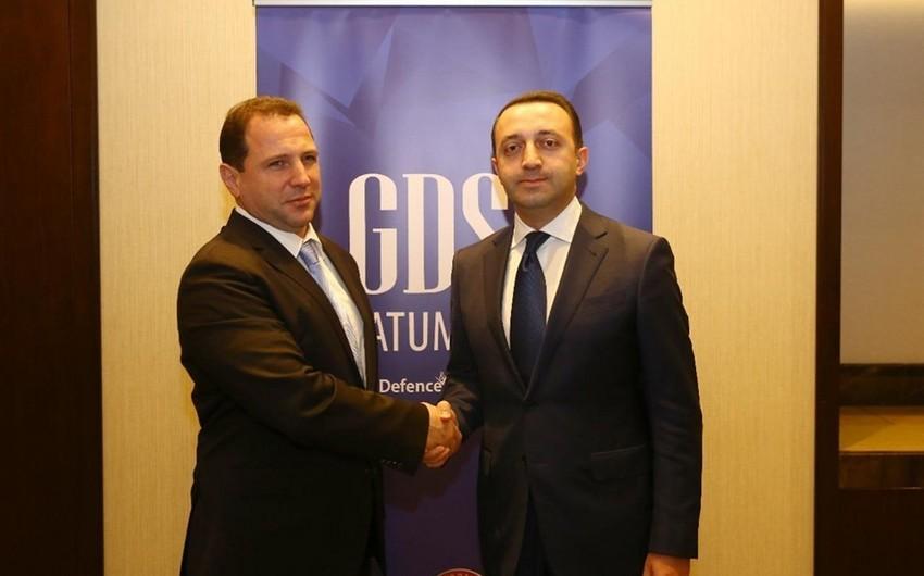 Министры обороны Грузии и Армении обсудили стабильность в регионе