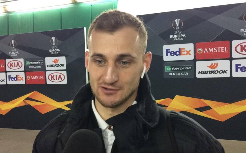 Qarabağın müdafiəçisi: Oyunun dayanmağı bizim xeyrimizə oldu