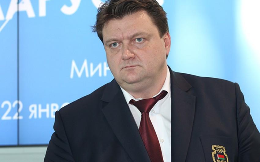 Belarus MOK baş katibinin müavini: Birinci Avropa Oyunları yüksək səviyyədə keçdi