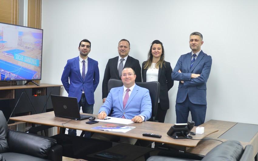 Azərbaycan şirkəti Türkiyədə ofis açıb