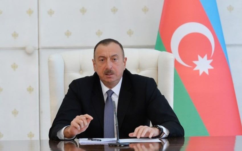 """Azerbaijani President: """"Artificial increase in prices must be stopped"""""""