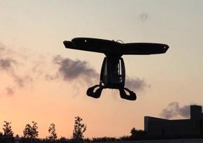 Türkiyənin ilk uçan avtomobilinin sınağı uğurla başa çatdı