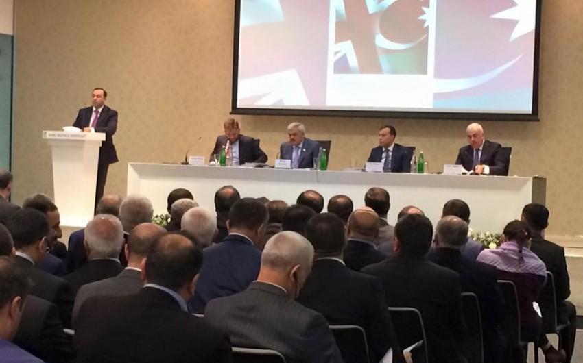 Forum on Azerbaijani-British cooperation kicks off in Baku