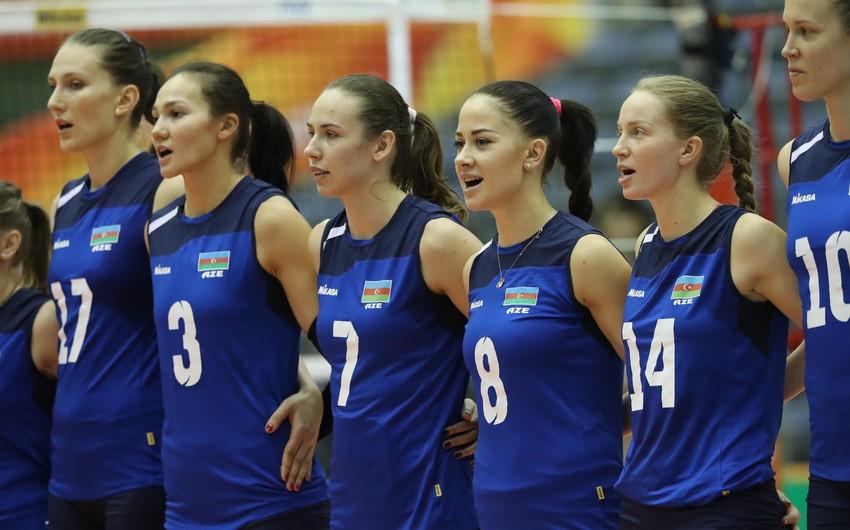 Voleybol üzrə Azərbaycan millisi dünya çempionatında növbəti oyununu keçirəcək