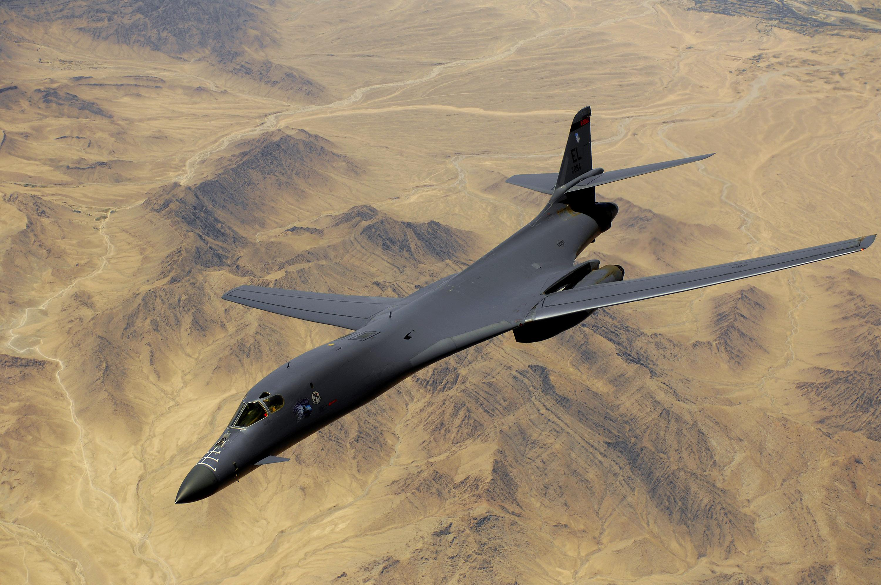 U.S. withdraws from Syria and Iraq its major strategic bombers