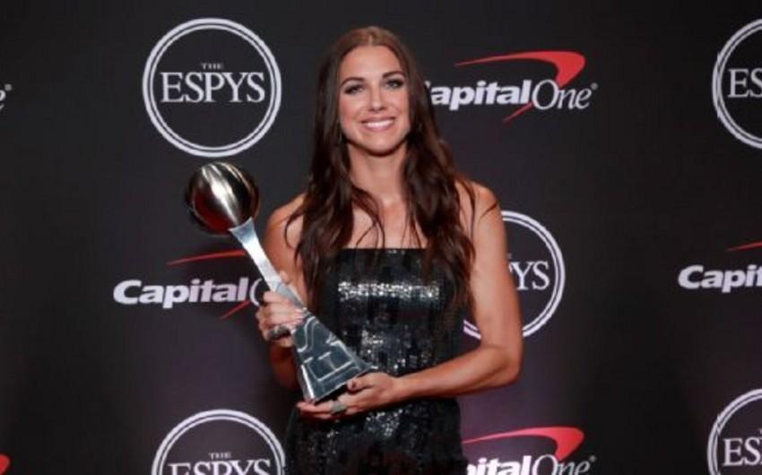 ESPY versiyası üzrə 2018-ci ilin ən yaxşıları ABŞ-da mükafatlandırılıb