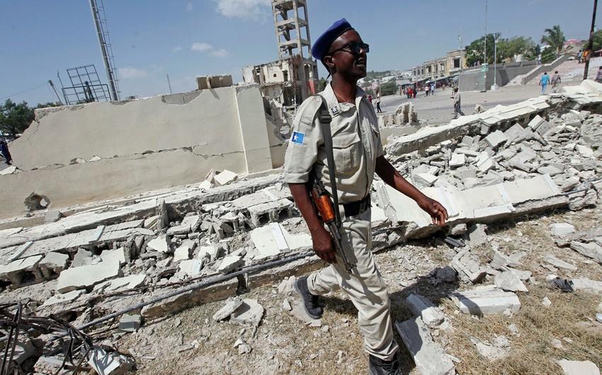 Somalidə partlayış törədilib  -