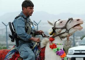 """Əfqanıstanda """"talibançı""""ların hücumu nəticəsində 7 polis əməkdaşı öldürülüb"""