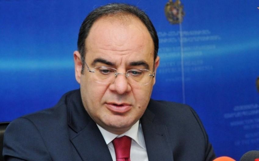 Ermənistanda sabiq nazir müavini də daxil olmaqla, 12 nəfər həbs edildi