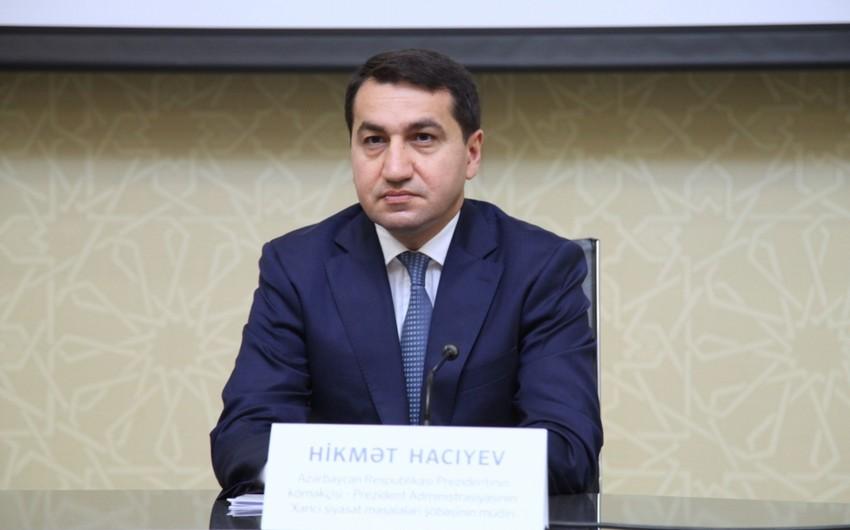 Хикмет Гаджиев: У вынужденных переселенцев есть право вернуться в свои дома