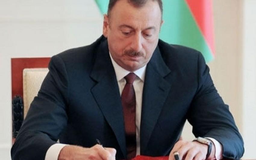Сотрудники Операционного комитета Баку-2015 удостоены Почетного диплома президента Азербайджанской Республики