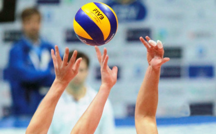 Bu gün voleybol üzrə Azərbaycan çempionatı start götürür