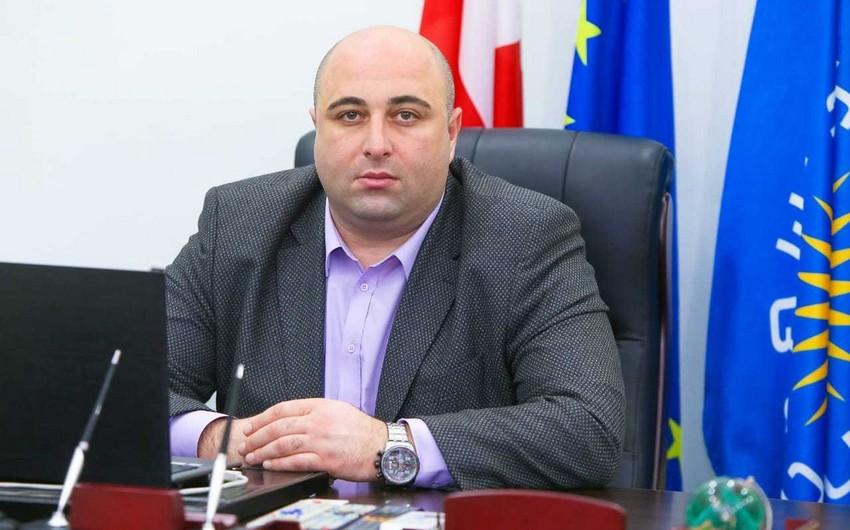 Мэр Кутаиси подал в отставку