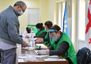 В Грузии началось голосование на выборах в местные органы власти