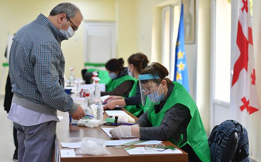 Gürcüstanda yerli idarəetmə orqanlarına seçkilər keçirilir