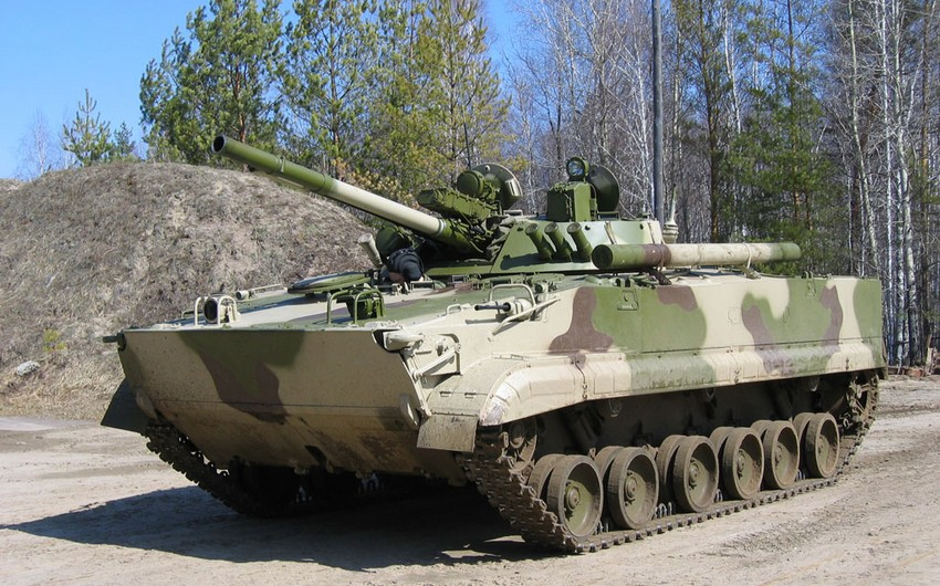 Russia plans to complete BMP-3 supply to Azerbaijan in 2018