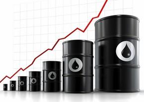 Цена на азербайджанскую нефть достилга почти 42долларов