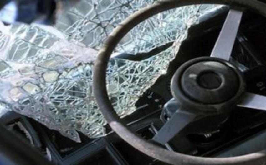 Şirvan şəhərində ölümlə nəticələnən yol-nəqliyyat hadisəsi baş verib