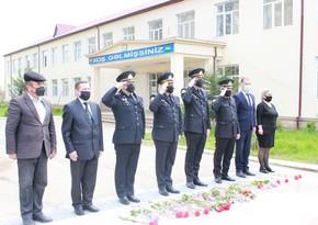 Почтена память Национального героя Азербайджана Садыга Гусейнова