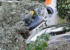 В Мексике разбился самолет, погибли 4 человека