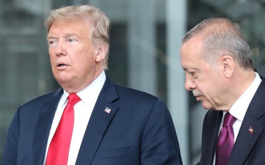Эрдоган: Совместные усилия Турции и США будут способствовать миру и стабильности в регионе