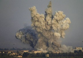 US military carries out air strikes against Iran-backed militia in Iraq