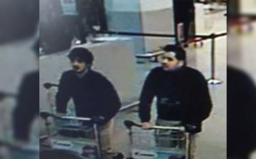 Brüssel aeroportunda terrorçunun avtomatla cəsədi aşkar edilib - FOTO