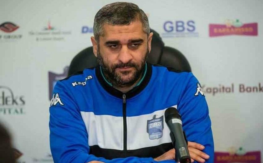 Главный тренер клуба Зиря: Я могу сегодня же извиниться перед журналистами - ИНТЕРВЬЮ