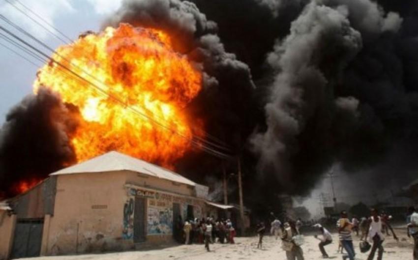 Somalidə 4 terror aktı törədilib, təqribən 50 nəfər ölüb