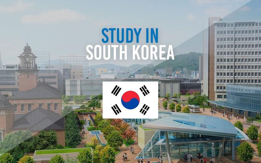 Koreyada 2020-2021-ci tədris ili üzrə təqaüd proqramı elan olunub