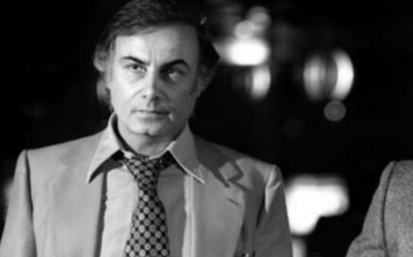Fransalı aktyor Fransua Perro dünyasını dəyişib