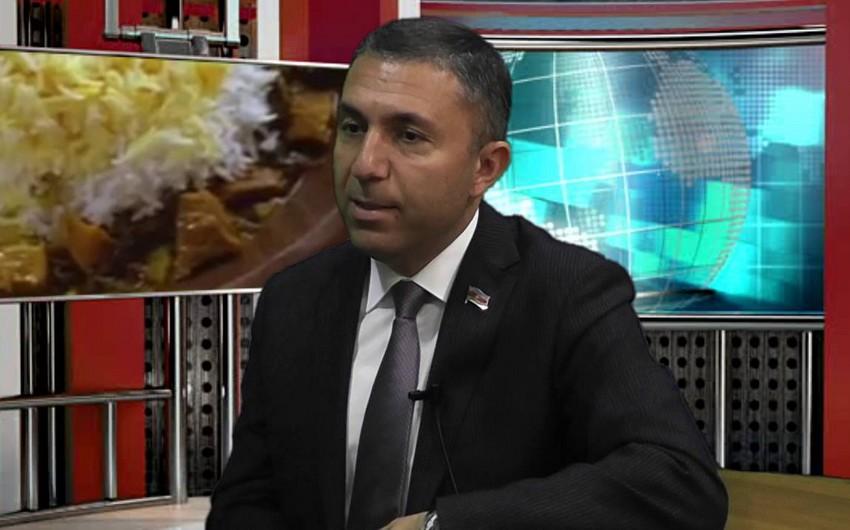 """Deputat: """"Bakı-Tbilisi-Qars dəmir yolu ixrac siyasətinin güclənməsinə böyük təkan verəcək"""""""