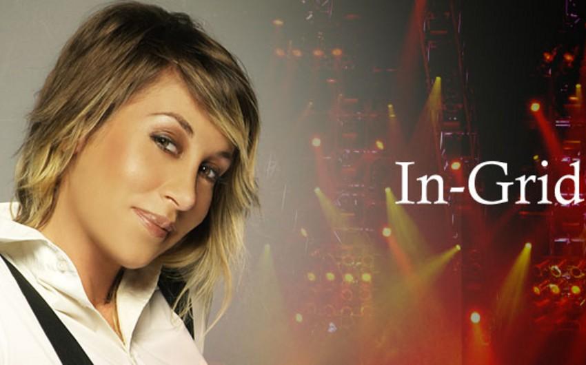 Знаменитая певица Ингрид приедет в Баку