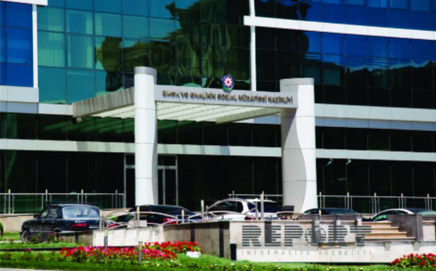 Azərbaycan ƏƏSMN tərəfindən bu ilin 10 ayında 22 932 nəfər daimi işlərlə təmin olunub