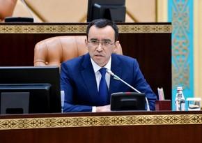 Qazaxıstan Senatının sədri koronavirusa yoluxub