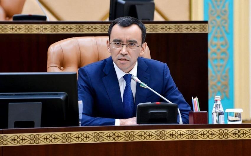Спикер Сената Казахстана заразился коронавирусом