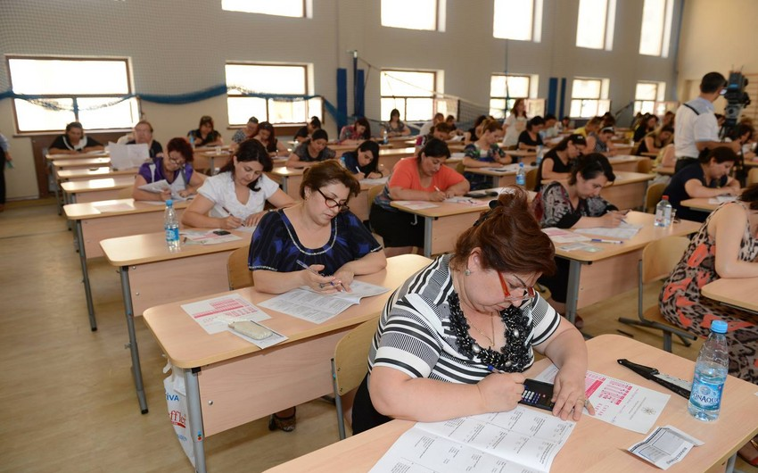 Results of third stage of competition for recruitment of teachers unveiled