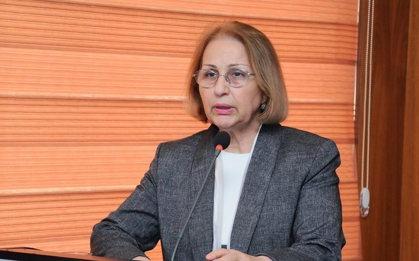 Садагят Гахраманова награждена орденом Эмек 2-й степени