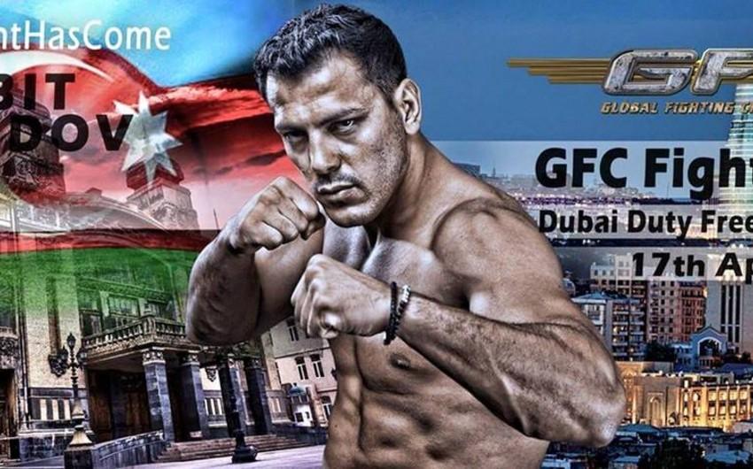 Zabit Səmədov Global Fighting Championship 3 turnirinin qalibi olub - VİDEO