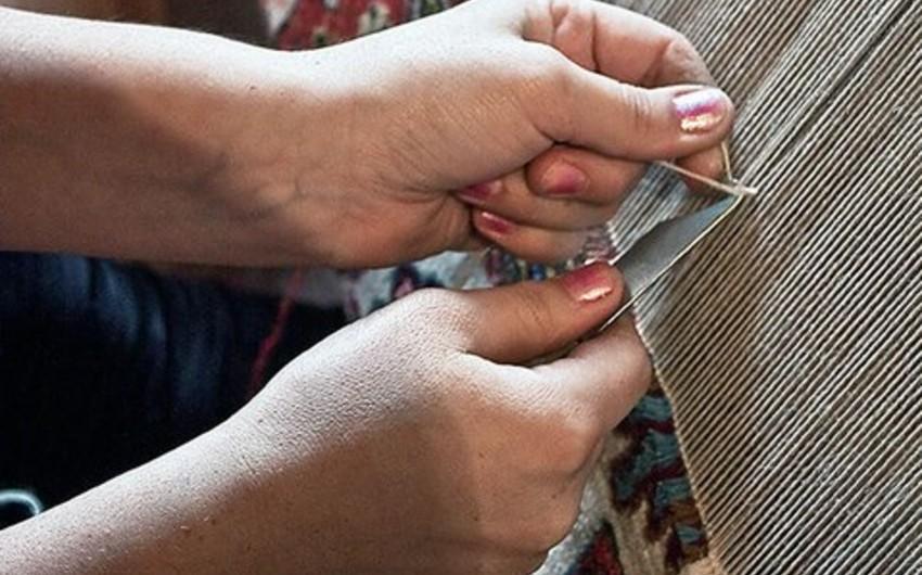 Goranboyda xalça istehsalı emalatxanasının tikintisinə 2 milyon manat ayrılıb