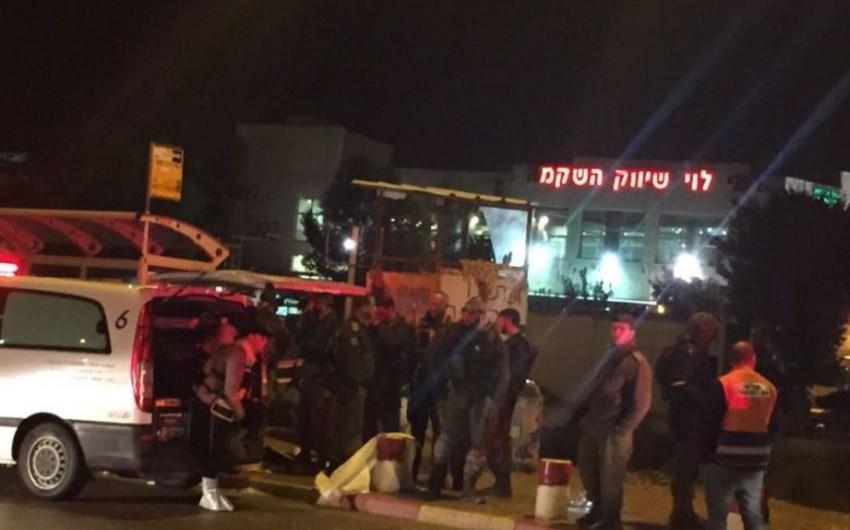 İsraildə hərbçilərlə toqquşma zamanı 4 fələstinli öldürülüb