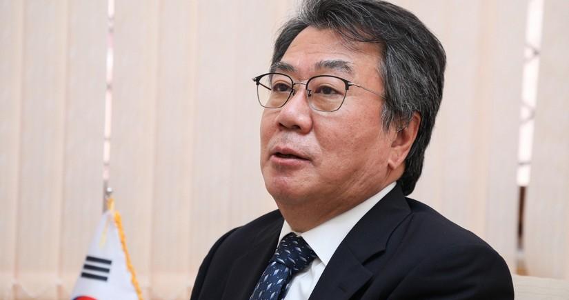 Посол Кореи: Азербайджан обладает большим потенциалом для развития сотрудничества