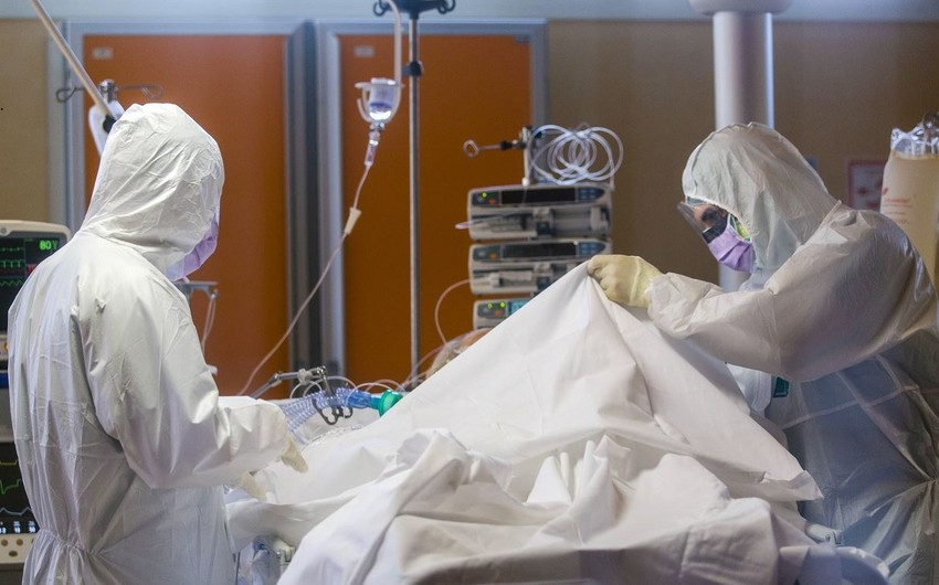 Gürcüstanda koronavirusa yoluxan 15 yaşlı qız ölüb