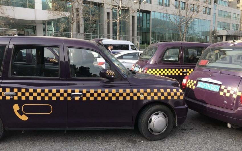 """""""London Taxi""""nin sürücüsünə qarşı soyğunçuluq olub"""