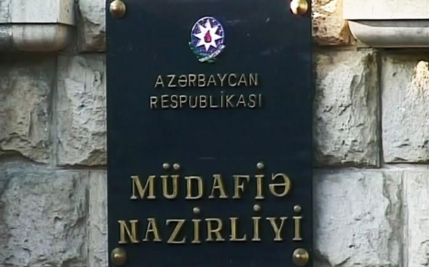 Azərbaycan Müdafiə Nazirliyi sosial şəbəkə istifadəçilərinə növbəti dəfə müraciət edib