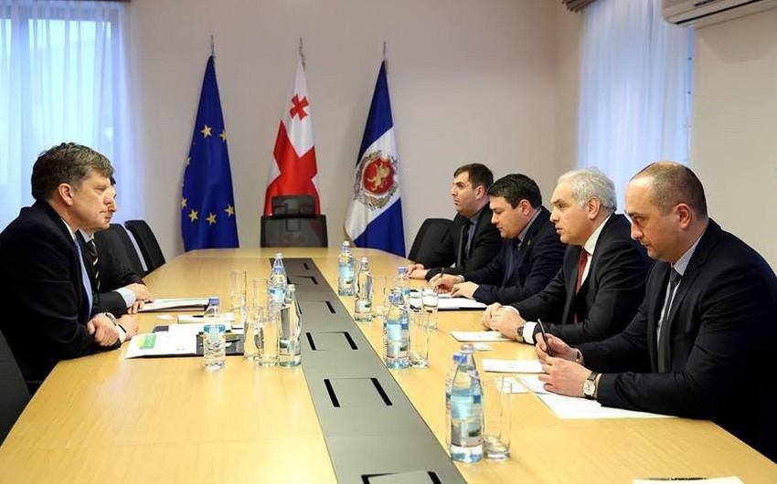 BP ilə Gürcüstan Daxili İşlər Nazirliyi yeni anlaşma imzalayıb